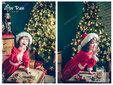 上海AfterRain高端儿童摄影(璀璨圣诞)图片
