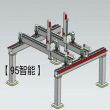 广东专业生产智能桁架机械手直角坐标机器人xyz滑台模组