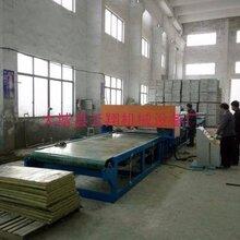 发泡水泥保温板设备增强型水泥发泡保温版设备设备简介图片