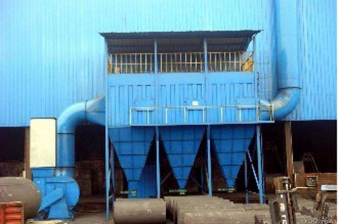 木工除尘器的结构组成与设备特点