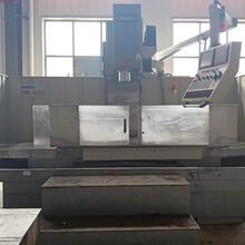 便宜出售二手臺灣亞威1600半罩式數控銑床圖片