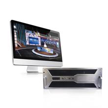 真三維虛擬演播室3D虛擬演播室3D動畫效果圖片