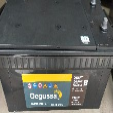Degussa德固赛蓄电池12V200AHups电源直流屏195G51n200-MF太阳能用铅酸蓄电池