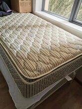 昆明现代棕床垫定制批发,酒店床垫批发图片