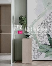 探秘!160㎡清新素雅公寓,都市中的一隅绿林秘境!