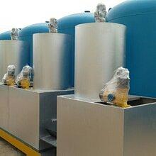 贝洁BJ-11油田回注水压裂酸化废水撬装式污水处理设备