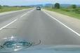 汽車玻璃出現裂痕