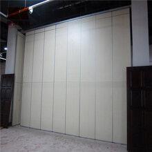 活動隔斷,折疊門應用于酒店宴會廳多功能廳需要變換大圖片