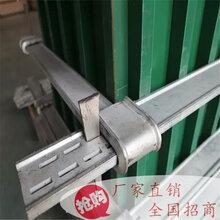 方柱卡箍方柱紧固件厂家方圆柱子加固件