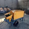 二次構造澆灌輸送泵
