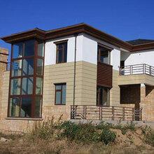 钢结构建筑�|轻钢别墅厂家供应图片
