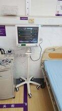 医疗设备台车监护仪推车监护分析仪移动推车图片