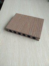 13823PE共挤塑木地板、户外公园木塑板、装饰户外建材板图片