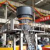 雷蒙磨粉机主体部分结构产量与物料