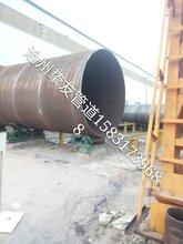 聚氨酯保温钢管生产厂家图片