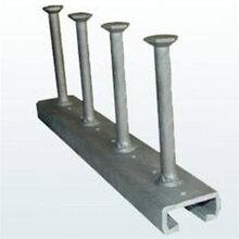 托臂支撐架C型槽式預埋件各種型號黑材批發