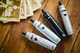 深圳格林韵达科技有限公司批发供应最新款G6电子烟出口欧盟TPDG6电子烟