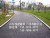 黔江区透水地坪密封剂-白土乡透水路面施工价格