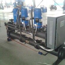 山东纳新空调设备12博12bet开户生产地源热泵套管式换热器图片