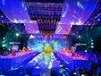 杭州西湖景区酒店婚庆婚礼现场灯光音响设备租赁图片