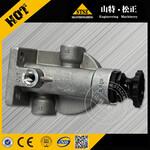 长治小松挖掘机配件PC70-8燃油滤芯座,小松手油泵图片