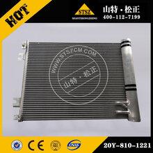 英国进口KMP装载机配件WA430-6发动机散热器424-01-41533