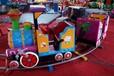 浙江台州新款轨道小火车价格,广场儿童轨道电动火车马达加斯加陆地电瓶车