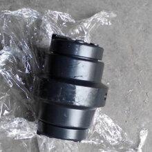 小松PC56-7支重轮挖掘机底盘件四轮一带小松纯正配件