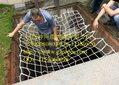 安全網吊貨網攀爬網防鯊網攔污網救生網防墜網圖片