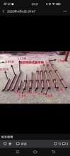 河源市腳手架鋼管鋪路鋼板輪扣租賃圖片