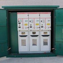 供应10KV户外高压电缆分支箱XGN15-12环网柜开闭所电缆分接箱图片