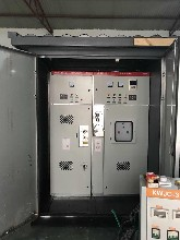 ZBW户外美式变电站箱变成套箱变组合式美式箱变高低压配电柜图片