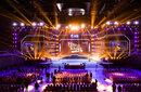 广州荔湾舞台背景搭建舞台演出音响出租图片