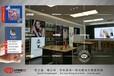 黑龙江七台河原装华为手机展示柜台配件柜体验桌工厂图片苹果手机柜台