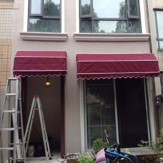 蘇州窗戶伸縮遮陽篷圖片,電動遮陽棚廠家
