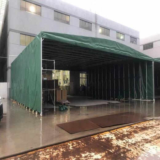 南通膜結構推拉雨棚制作,戶外推拉篷