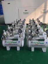芜湖空气增压器增压泵SY-220安装图片