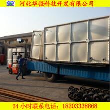 山东厂家供应玻璃钢水箱smc玻璃钢组合式水箱生活饮用水处理设备