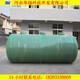 農村玻璃鋼化糞池圖