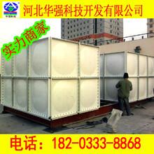 昌平環保玻璃鋼水箱性能可靠,玻璃鋼水池圖片