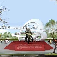 新乐鸿景城市不锈钢雕塑订做最新工艺不锈钢雕塑
