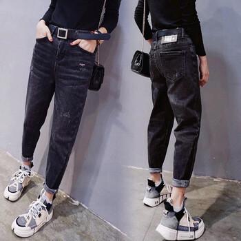 女装牛仔裤厂家批发连云港市去哪里有跳楼价女牛仔裤地摊甩货女货源批发