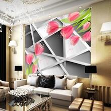 瓷砖电视背景墙UV万能平板打印机立体3D浮雕玻璃彩绘厂家图片