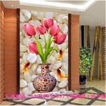 山东瓷砖玻璃背景墙3D理光UV万能平板打印机,uv平板喷绘机图片