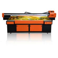 集成墙板uv打印机大型木塑板板材个性印刷设备保修一年图片