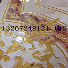 深圳琉璃彩背景墙打印机多少钱一台?生产工艺是怎样的?图片