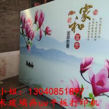 湖南玻璃喷墨理光uv平板打印机价格图片