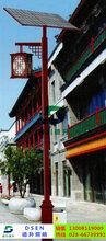 云南丽江太阳能庭院灯制造厂家-太阳能庭院灯安装-四川德升