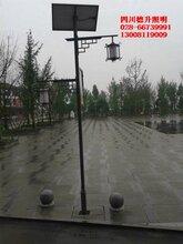 重庆太阳能庭院灯定制生产厂家-四川德升