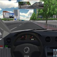 易驾星灯光版汽车驾驶模拟器驾吧怎么经营